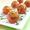 Healthy Stuffed Tomatoes