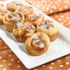 5 Minute Pumpkin Cinnamon Crescent Rolls