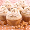 Double Butterscotch Cupcakes