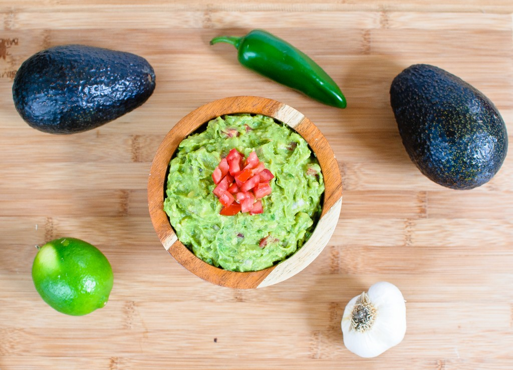 Classic Guacamole - Baked In