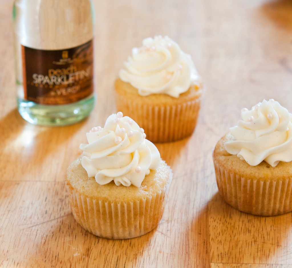 bellini cupcakes | baked in