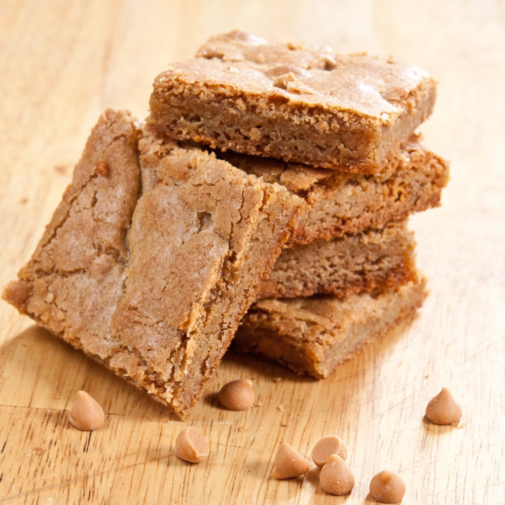 Butterscotch Blondies | Baked In