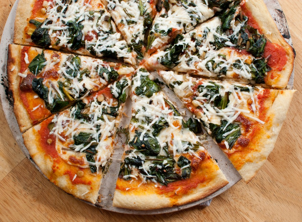 Ramp Pizza | Baked In