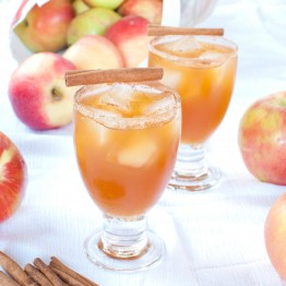 Apple Amaretto Cocktail